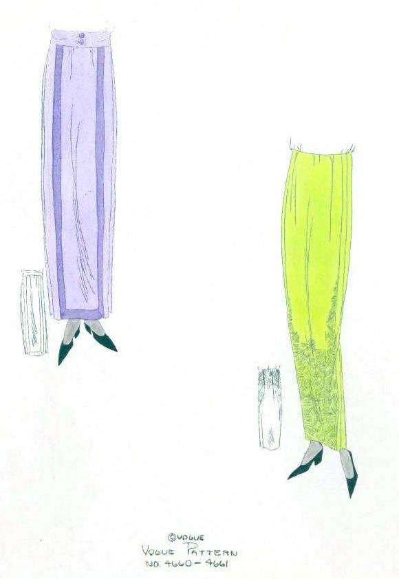Design - Apparel - Skirt pattern 1919