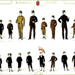 Design - Apparel - Victorian - Fashion plate