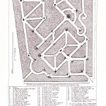 Design - Architectural - Garden Design - German - Versaille labrynth plan