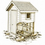 Design - Architectural - Outhouse
