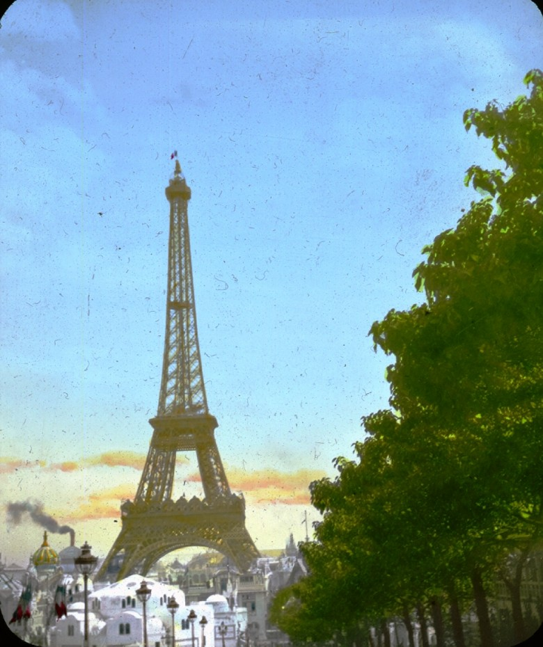 Design - Architectural - Paris Exposition 1900 - (2)