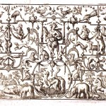 Design - Graphic - Animal - Engraving - French 1700s