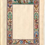 Design - Graphic - Page border - German, 1540 (1)