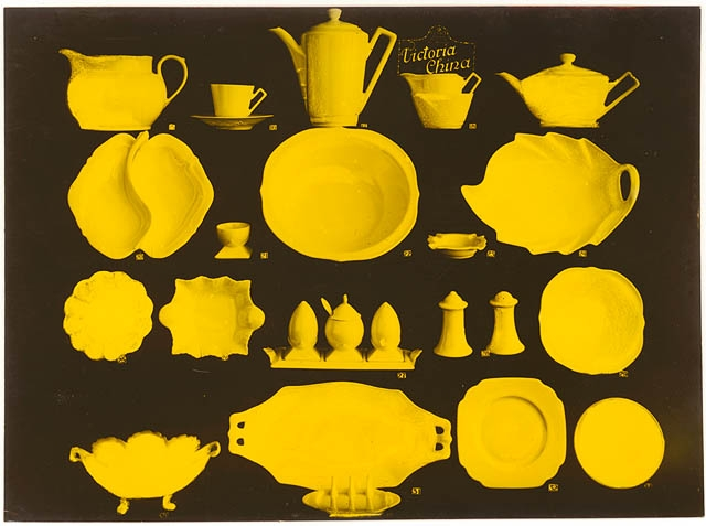 Design - Object - Ceramic - China Advert