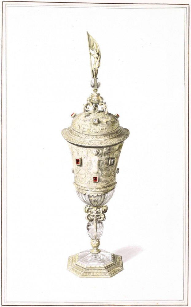 Design - Objects - Silver Challis (1784)