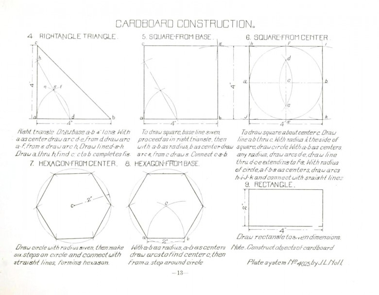 Design - Paper - Cardboard construction