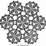 Design - Textile - Crochet and tatting -  (10)