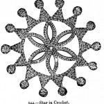 Design - Textile - Crochet and tatting -  (11)