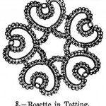 Design - Textile - Crochet and tatting -  (14)