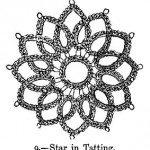 Design - Textile - Crochet and tatting -  (15)