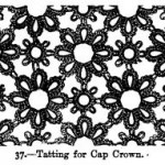 Design - Textile - Crochet and tatting -  (16)