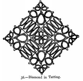 Design - Textile - Crochet and tatting -  (17)