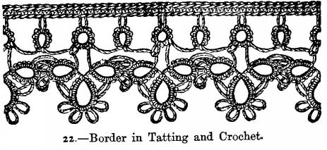 Design - Textile - Crochet and tatting -  (18)