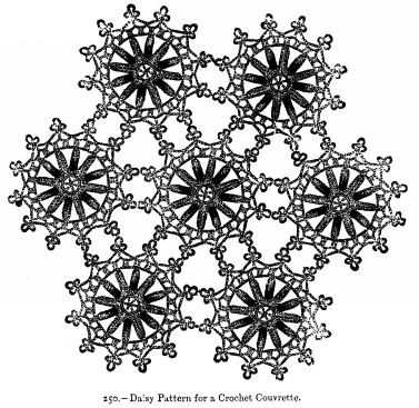 Design - Textile - Crochet and tatting -  (19)