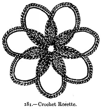 Design - Textile - Crochet and tatting - (21)