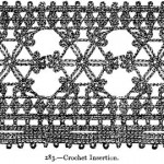 Design - Textile - Crochet and tatting -  (23)