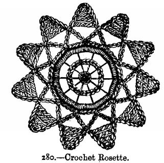 Design - Textile - Crochet and tatting -  (9)