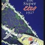 Art - Advertisement - watercraft - the Super Elto 1927 - Female