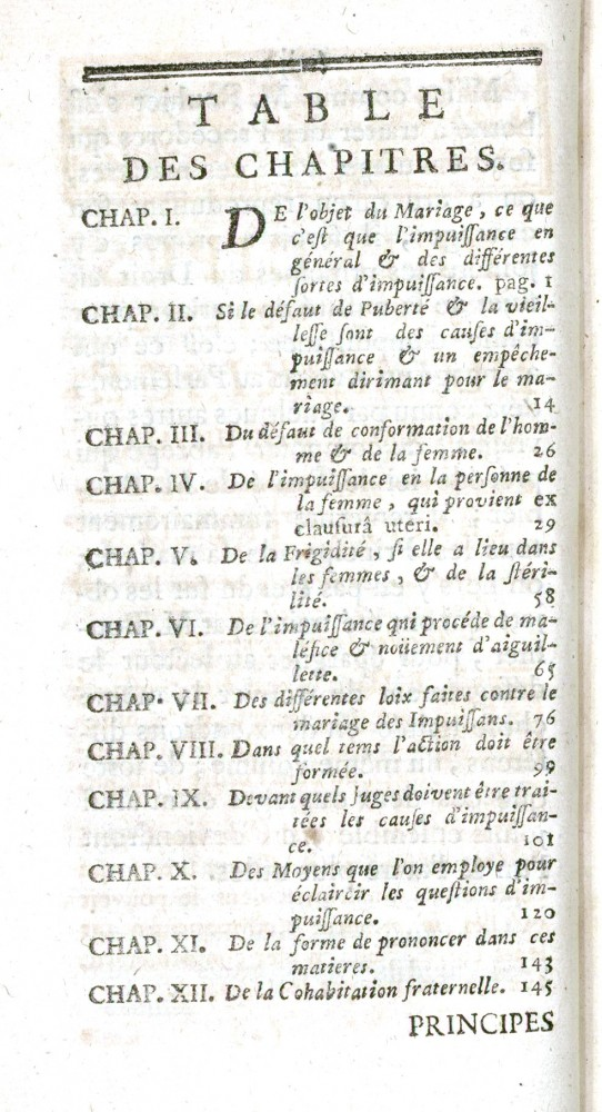 Geopolitical - Law - French - Book on Divorce 1756 1