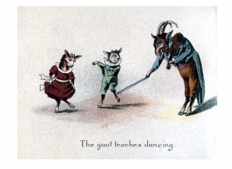 Juvenile-The-goat-teaches-dancing1