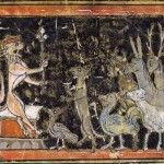 Medieval - Animal - Animal acting human - French - Lion king