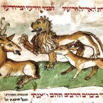 Mythology - Animals Acting Human - Hebraic fable (10)