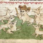 Mythology - Animals Acting Human - Hebraic fable (2)