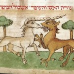 Mythology - Animals Acting Human - Hebraic fable (5)