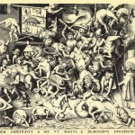 Mythology - Hell - Bruegel 1565