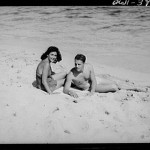 Portrait - Beach couple