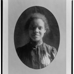 Portrait - Face - Photo - African Americana - Female approx. 1899