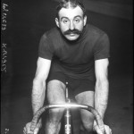 Portrait - Face - Photo - Handlebar moustache, handlebar on bike