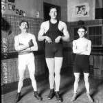 Portrait  - Photo - Boxers - Photo - French