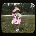 Portrait - Photo - Children in Flower Costumes 1920s (1)