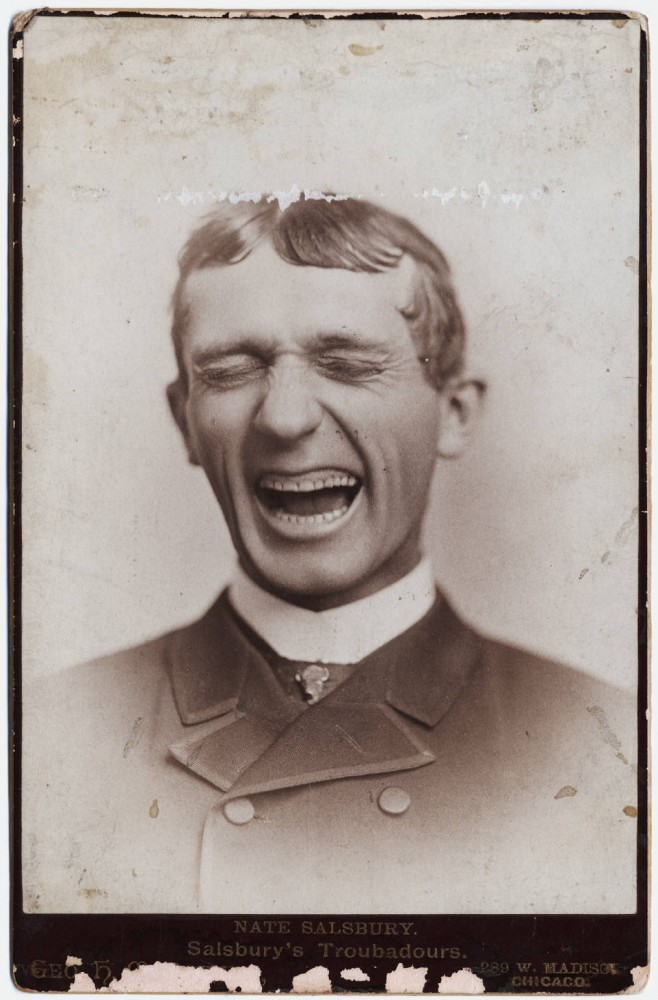 Portrait - Photo - Man Laughing