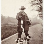 Portrait - Photo - Rat Catcher and his Dog Nat'l Media Museum Flickr Commons