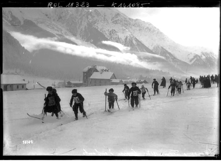 Portrait - Photo - Skiers - Chamonix - French - Photo