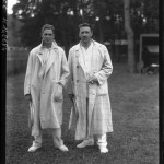 Portrait - Photo - Tennis players