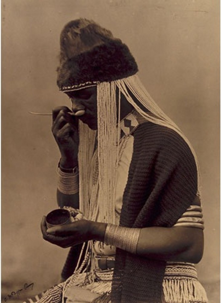 Portrait - Photo - Witchdoctor