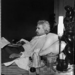 Portrait  - Sleep - Mark Twain