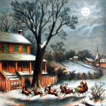 Seasonal - Winter - Holiday - Visit from St Nick 1869